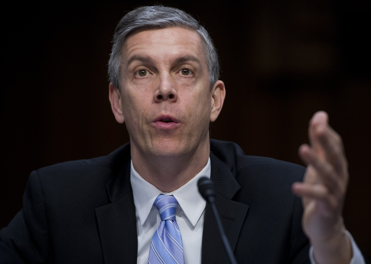 arne duncan thesis Samantha power, our great crusader against genocide, is weirdly complacent about these mass slaughters why the washington post klein, joseph (april 27.