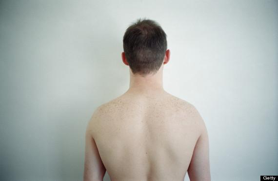 men skin