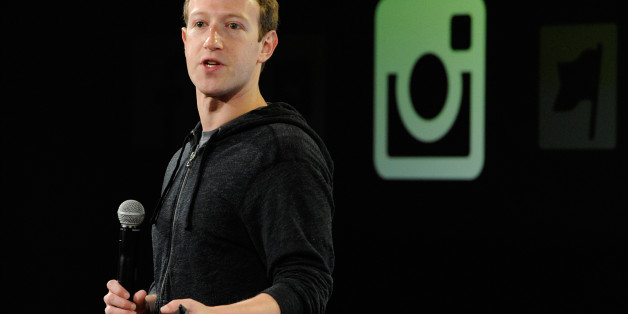 Mark Zuckerberg, chief executive officer of Facebook Inc., speaks during an event at the company's headquarters in Menlo Park, California, U.S., on Thursday, June 20, 2013. Facebook Inc., operator of the largest social network, plans to unveil video-sharing tools, bringing its Instagram into closer competition with Twitter Inc., a person with knowledge of the matter said. Photographer: David Paul Morris/Bloomberg via Getty Images