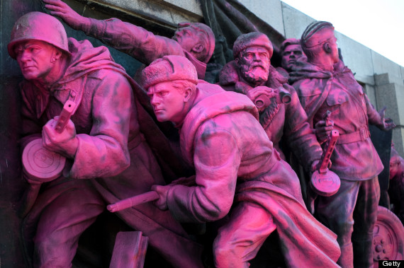 bulgaria monument