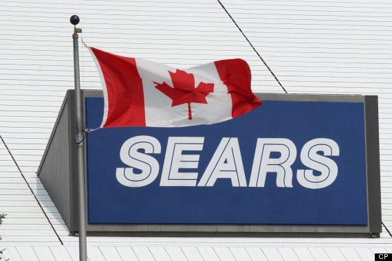 sears canada earnings profit revenue