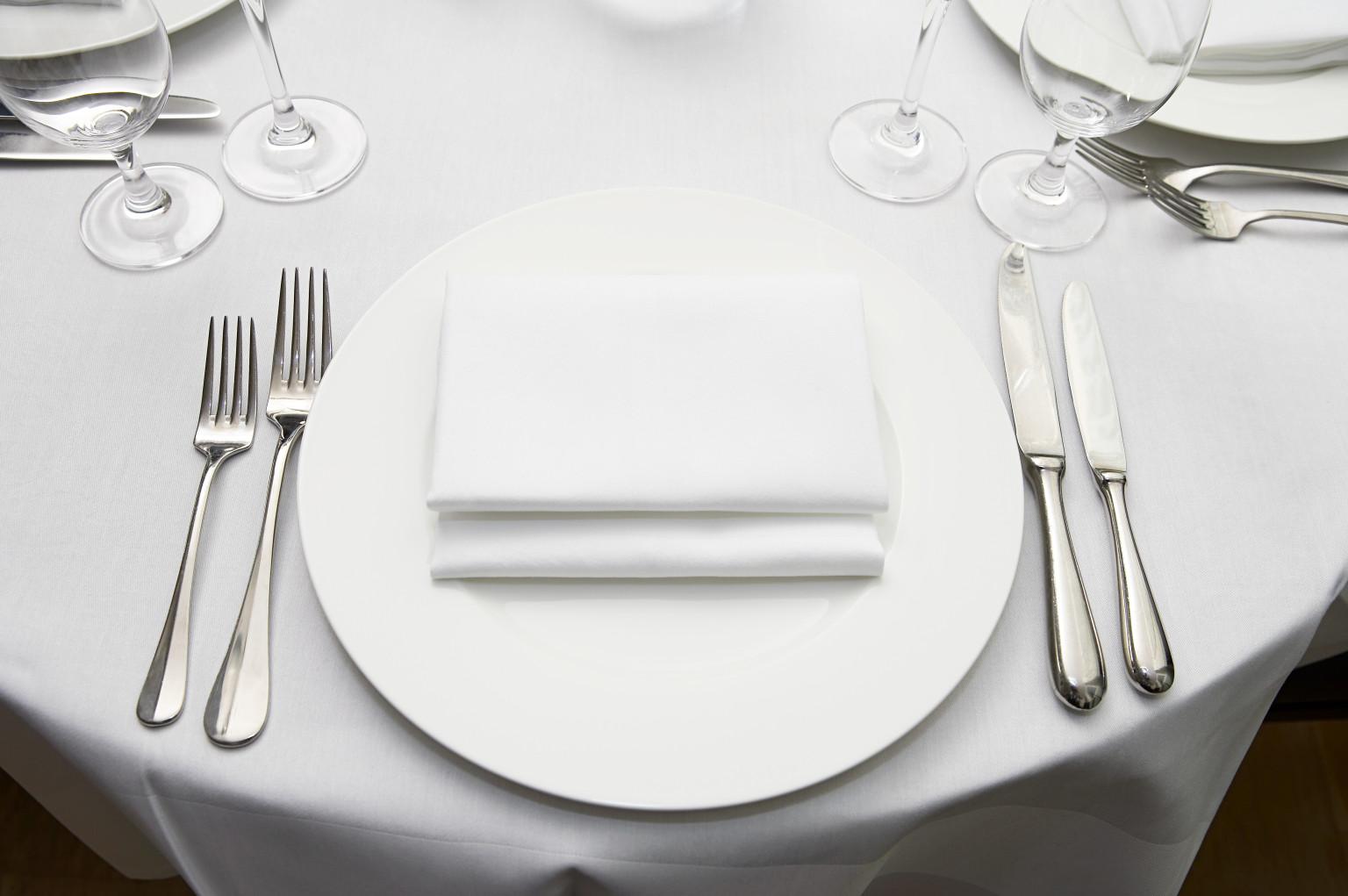 Fine dining restaurant table setup - Fine Dining Restaurant Table Setup 20
