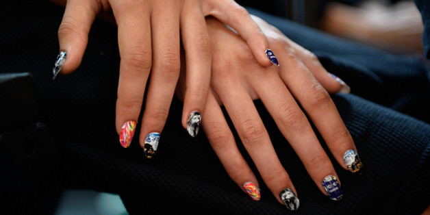Nailed it will bring nail art to reality tv on new oxygen nailed it will bring nail art to reality tv on new oxygen competition show huffpost prinsesfo Gallery