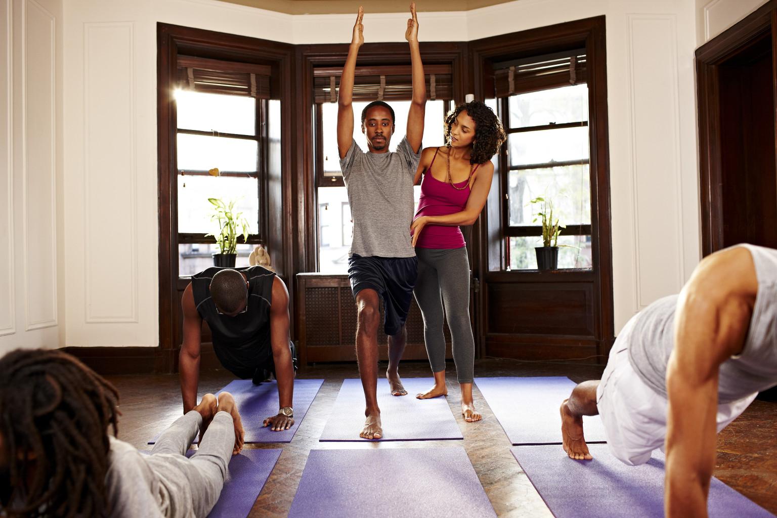 Why Men Should Practice Yoga