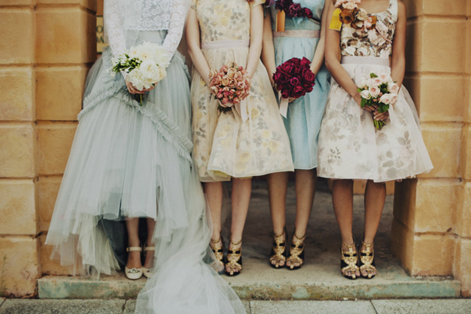 Vintage bridesmaid dresses that dont look like costumes photos vintage bridesmaid dresses that dont look like costumes photos huffpost ombrellifo Choice Image