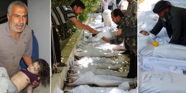 Syrian 'chemical attack'