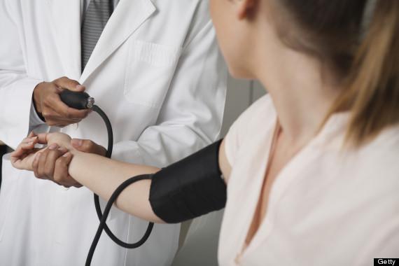 doctor blood pressure