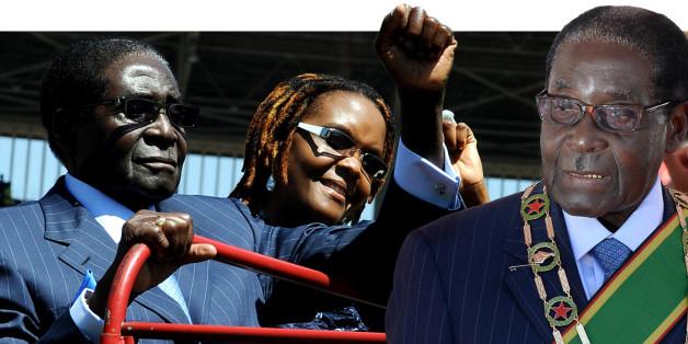 Robert Mugabe sworn in