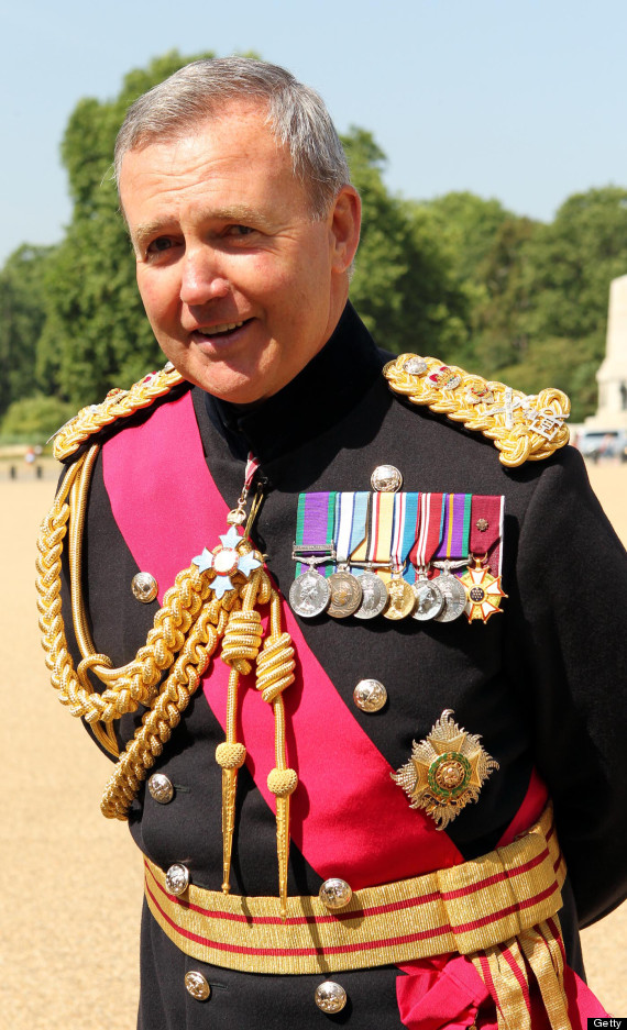 sir nick houghton