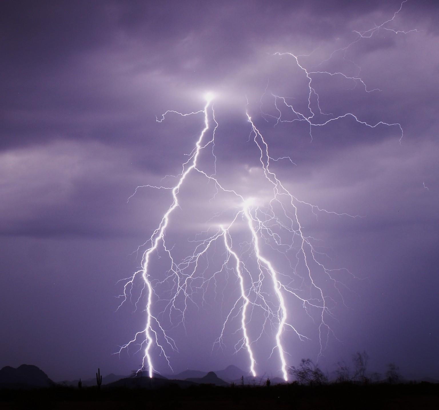 Lightning Strikes Creation Museum During Kentucky Storm 1 Staffer Injured