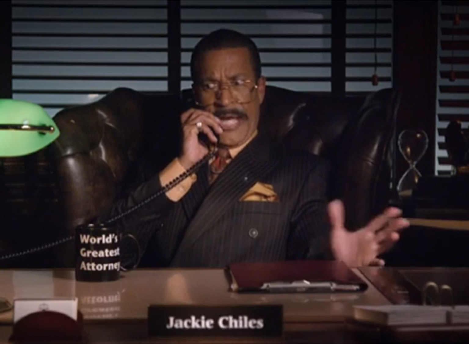 Seinfeld Quotes Seinfeld' Character Jackie Chiles Returns In Jim Beam Commercial