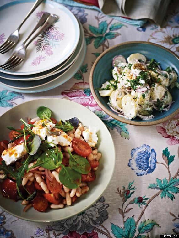 three seed salad
