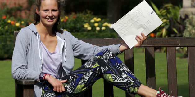 GCSE Results: Winston Churchill's Great Granddaughter Isabella Soames Gets Top Grades - And Model Contract