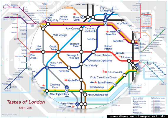 tasty tube map magnify