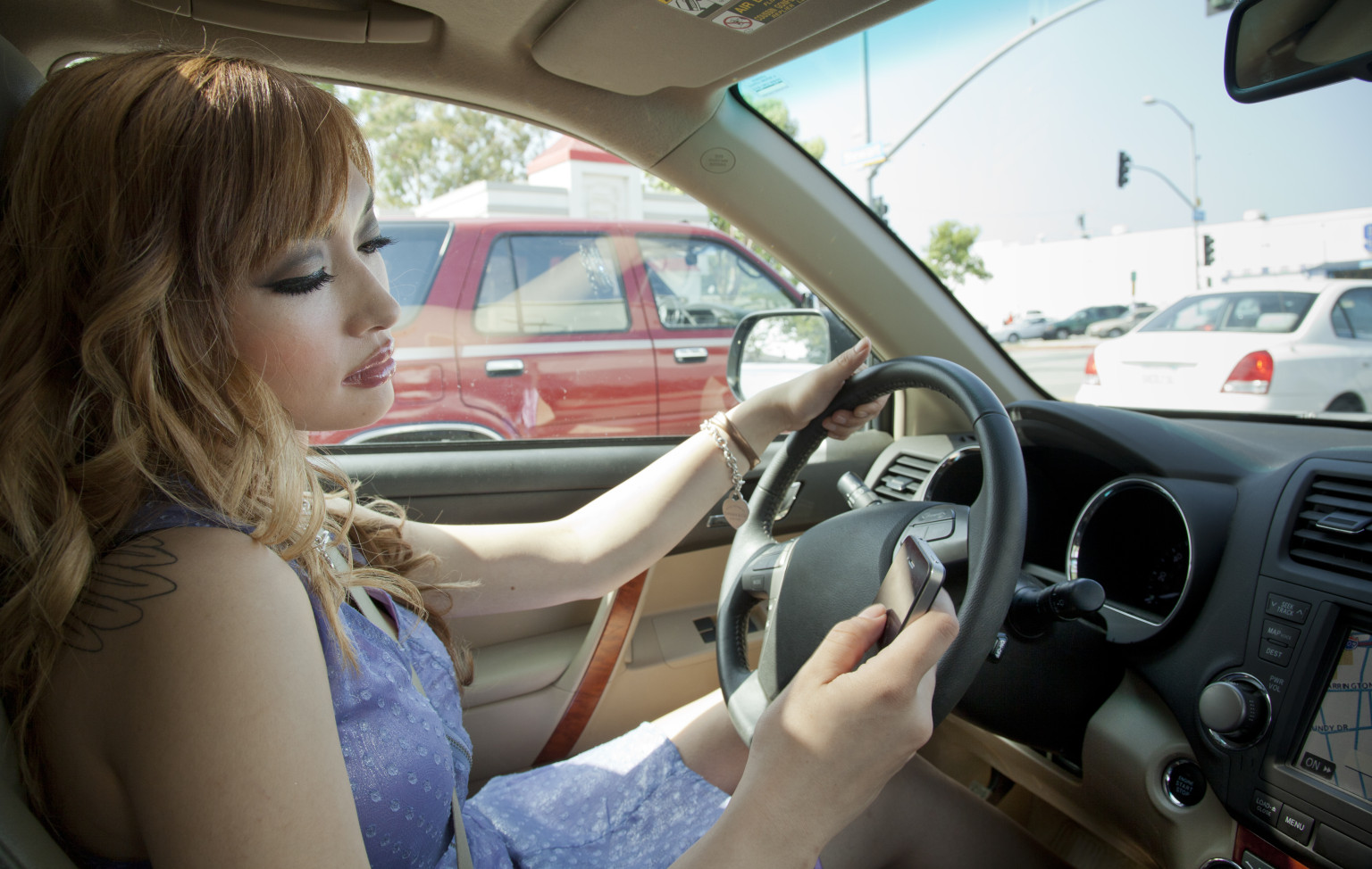 Cell Phones and Driving in California