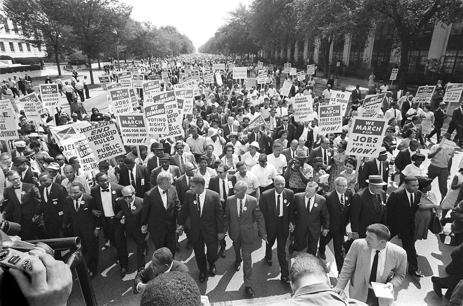 March On Washington: 10 Facts About America's Historical ...