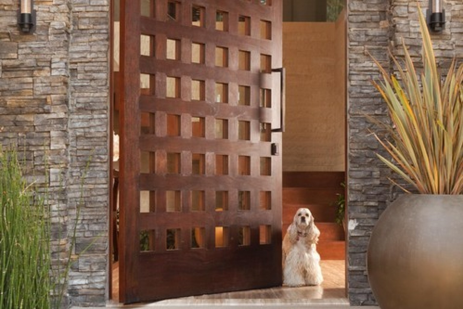 12 Seriously Cool Front Door Designs That Will Boost Your Curb Appeal  (PHOTOS) | HuffPost