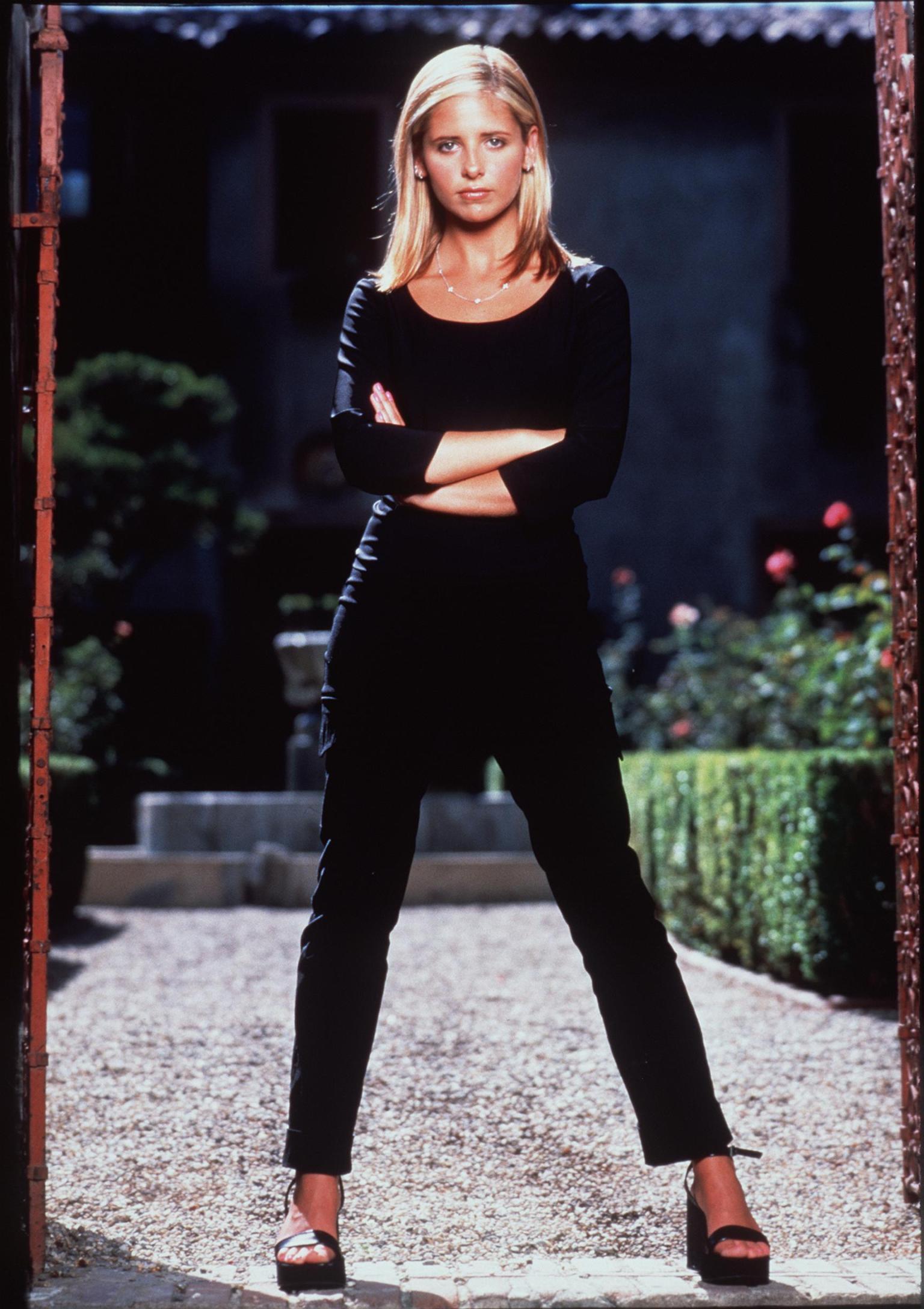 Buffy The Body 2013