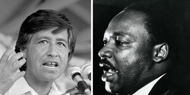 The relationship between socrates and martin luther king