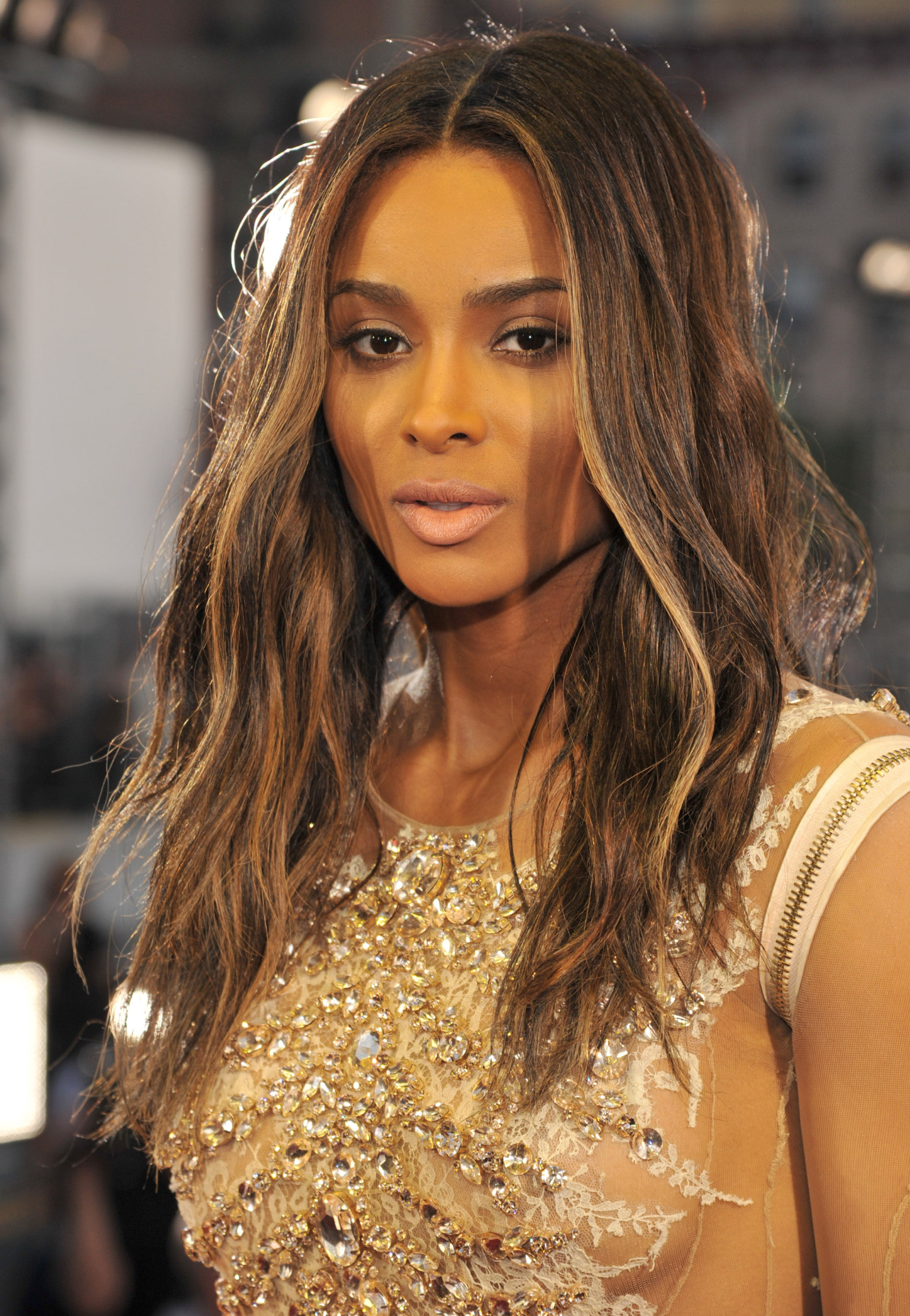 Ciara Goes Super Sheer In Givenchy For The Vmas Photos