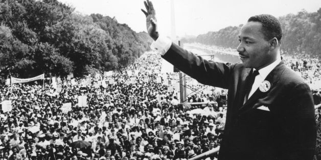 The broadcast will mark 50 years since MLK gave his famous speech