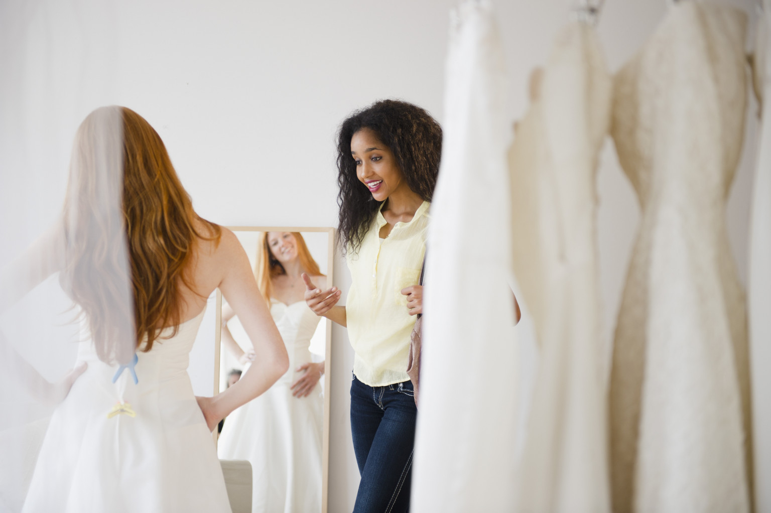 3 Signs You (Oops!) Bought the Wrong Wedding Dress -- Plus, What You ...
