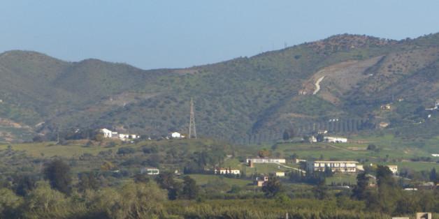 Cartama, southern Spain