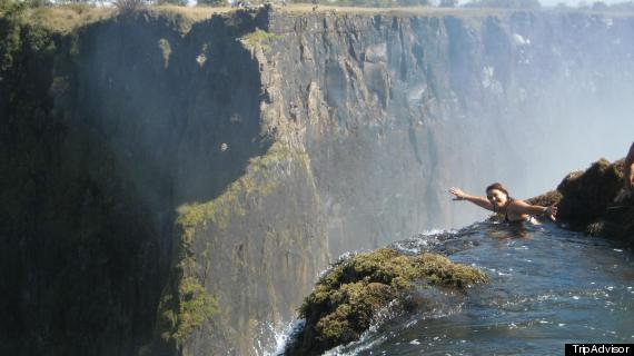 Dizzing Drops Big Holes 10 Of The Most Spectacular Natural Swimming Pools PICTURES