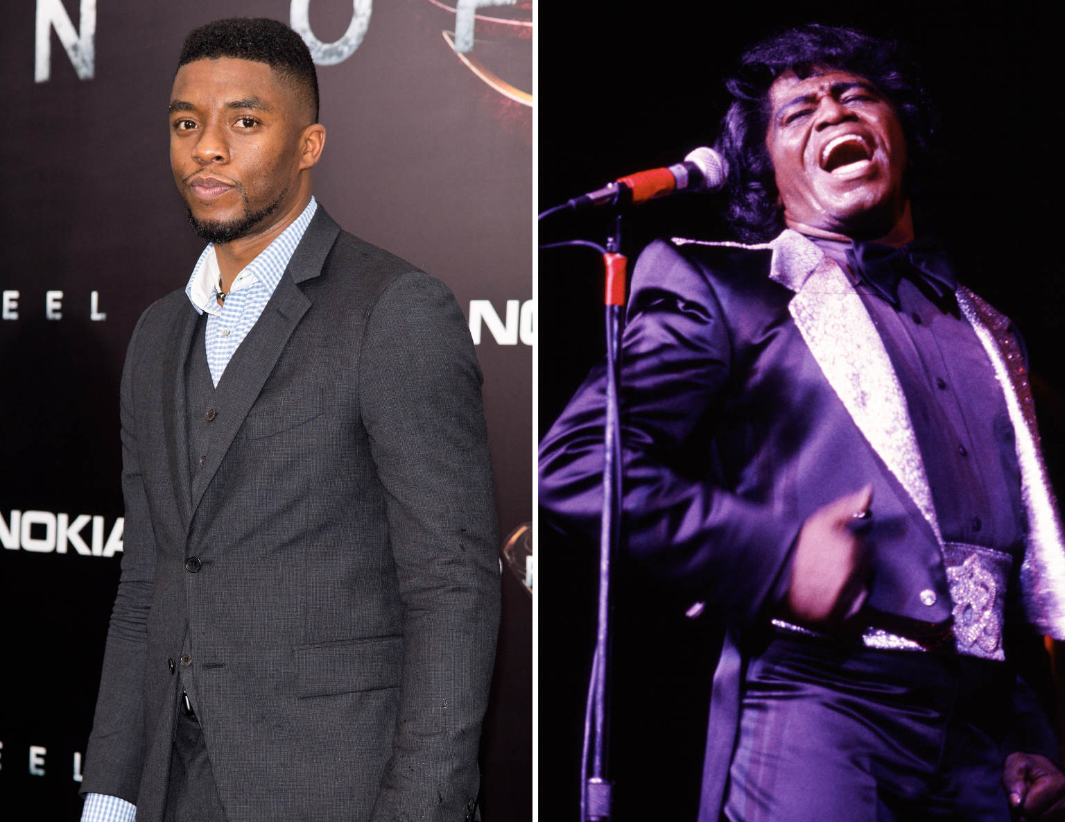 Chadwick Boseman Daughter 28 Images Look Stan Lee Shares Photo With Black Panther Star The