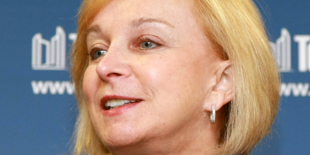 Moya Greene described executive pay in the UK as 'highly politicised'