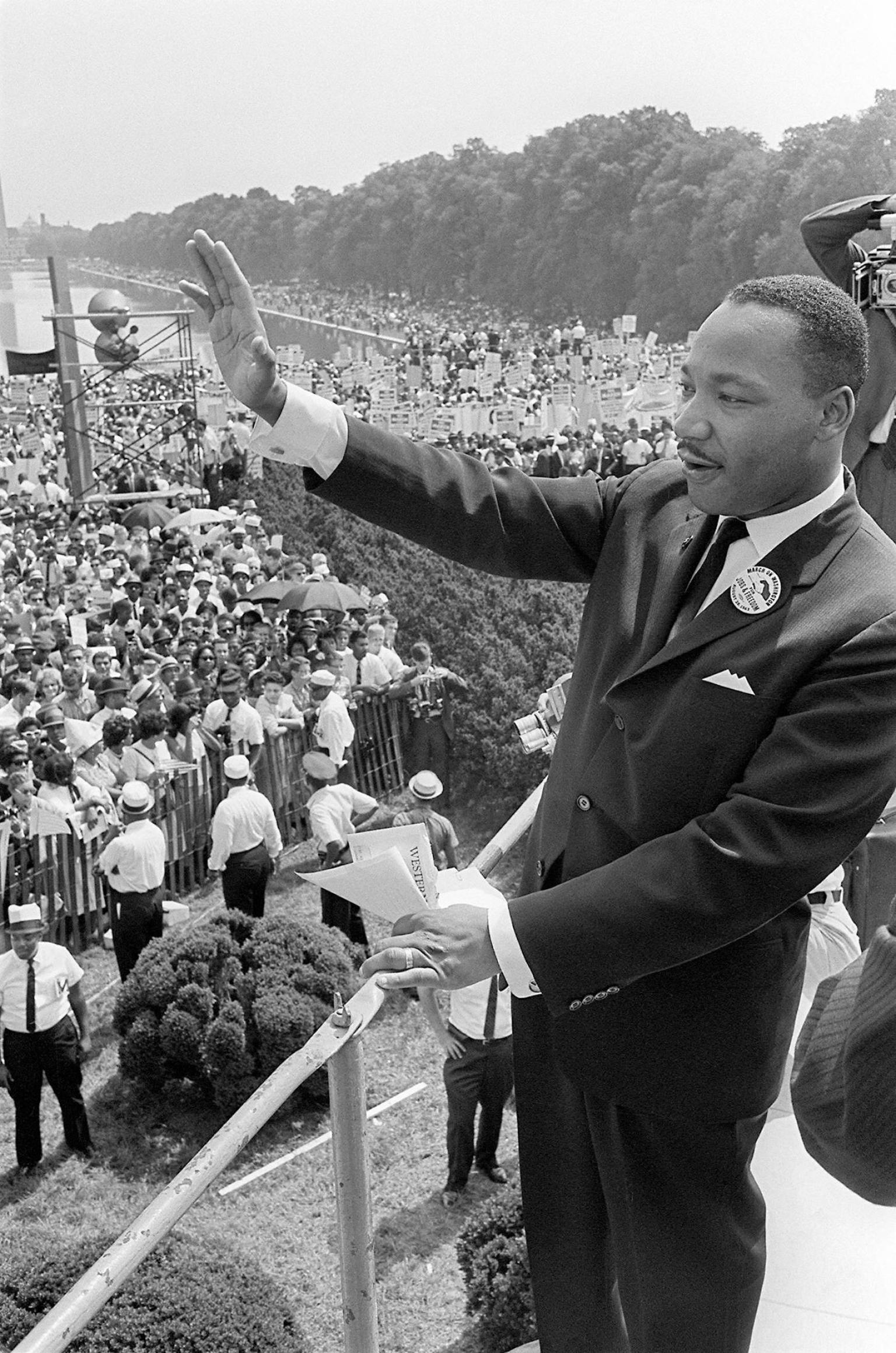 How Martin Luther King's 'I Have A Dream' Speech Changed ...