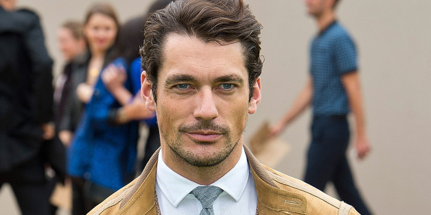 David Gandy's Rose Oil Obsession Just Made Our Day