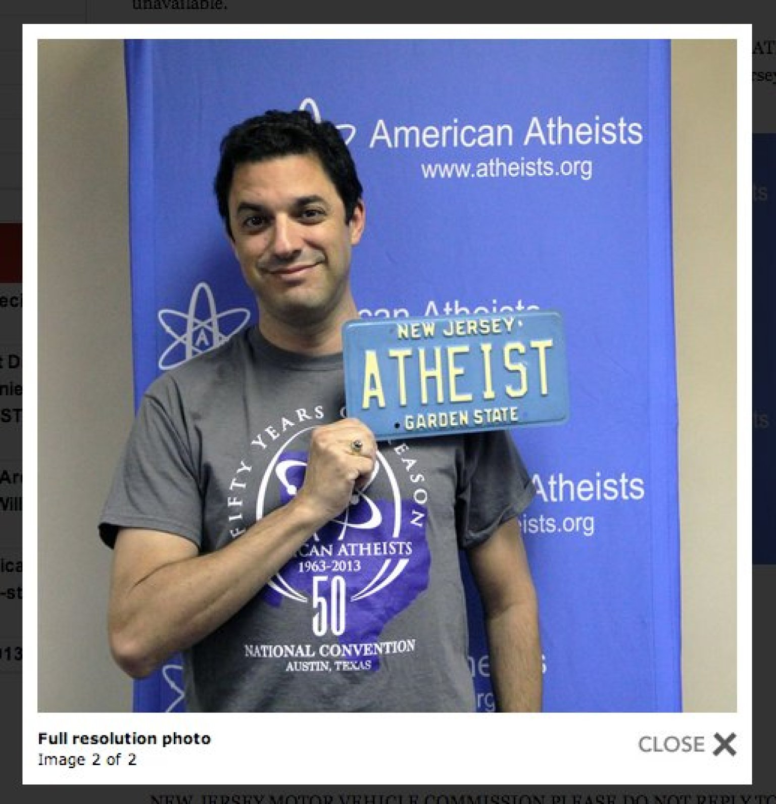 american athesist Following a lawsuit and more than a year of controversy, at noon on saturday a group called the american atheists will unveil the united states' first public monument to atheism in a square outside the bradford county courthouse in starke, florida, near jacksonville.