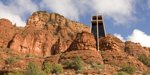 The World's 50 Most Unusual Churches (PHOTOS)