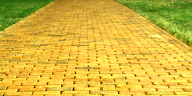 The Yellow Brick Road Of Happiness It S In The Journey
