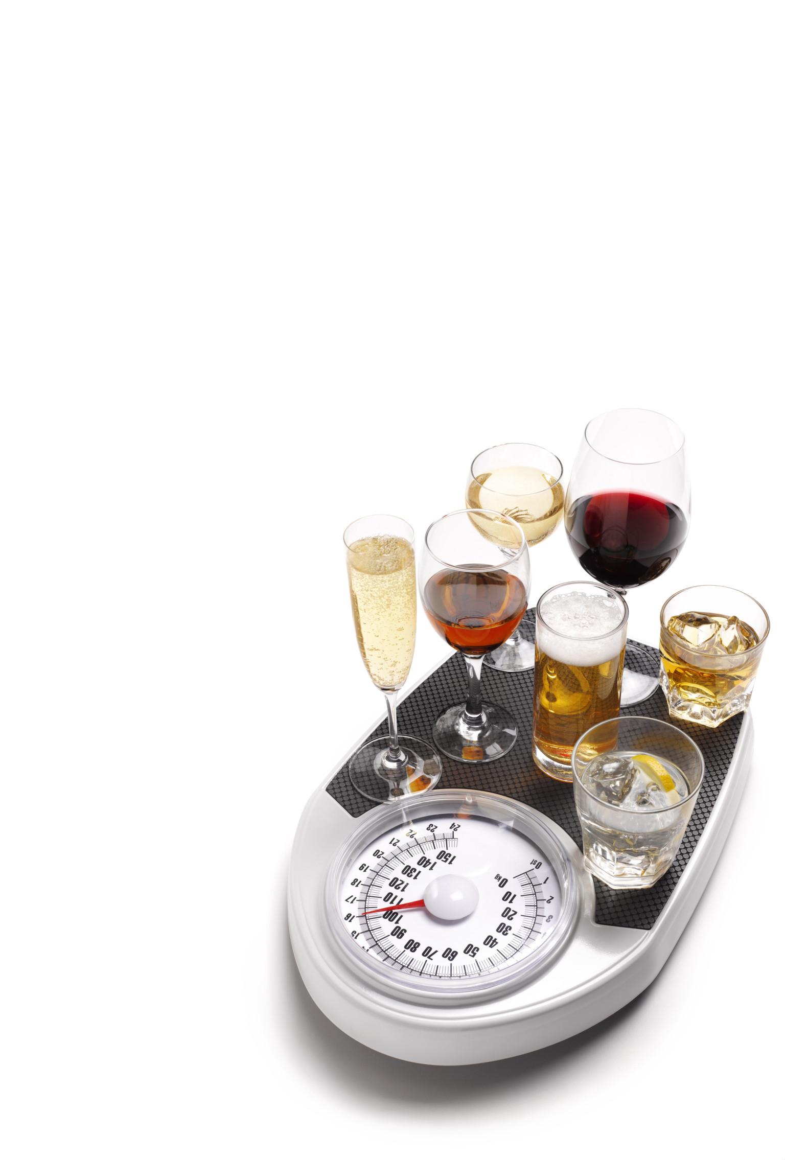 El alcohol y la pérdida de peso - HuffPost