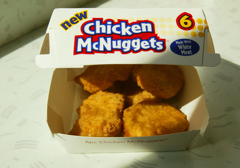 mcdonalds chicken prices