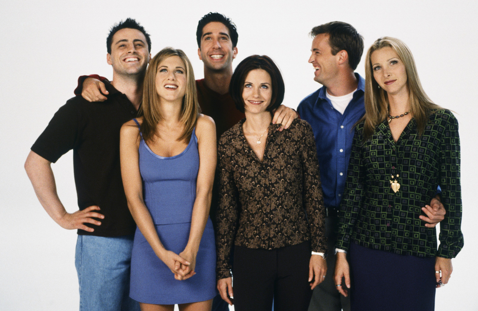 14 Things The 39 Friends 39 Cast Could Never Do Huffpost