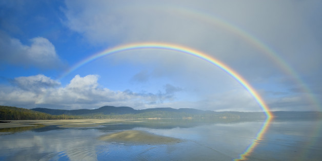 Two people never see the same rainbow and 6 more amazing for See more pics