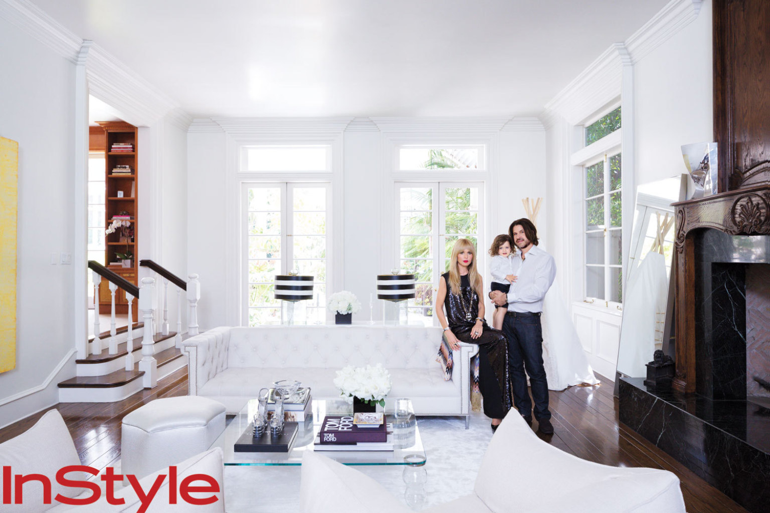Rachel Zoe\'s California Home Is A Perfectionist\'s Dream, Right Down ...