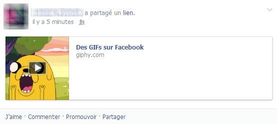 Gif Sur Facebook Comment Publier Une Image Animee Sur Le Reseau
