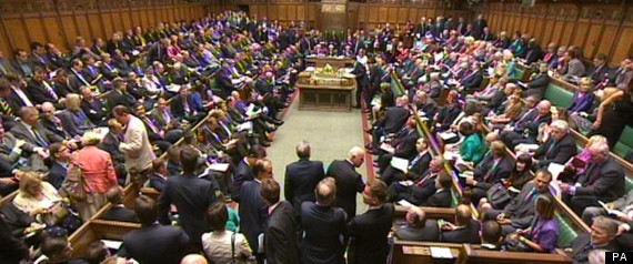 house of commons syria