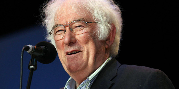 Nobel Laureate Seamus Heaney (pictured) and internationally acclaimed uilleann piper Liam O'Flynn perform a free concert, The Poet and The Piper, at Meeting House Square in Dublin, as part of the Temple Bar traditional music festival.