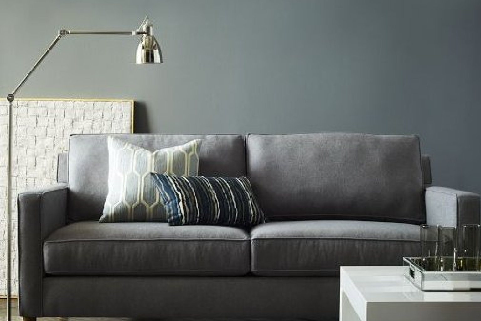 6 Couches For Small Apartments That Will Actually Fit In Your Space (PHOTOS) | HuffPost : sectionals for small apartments - Sectionals, Sofas & Couches