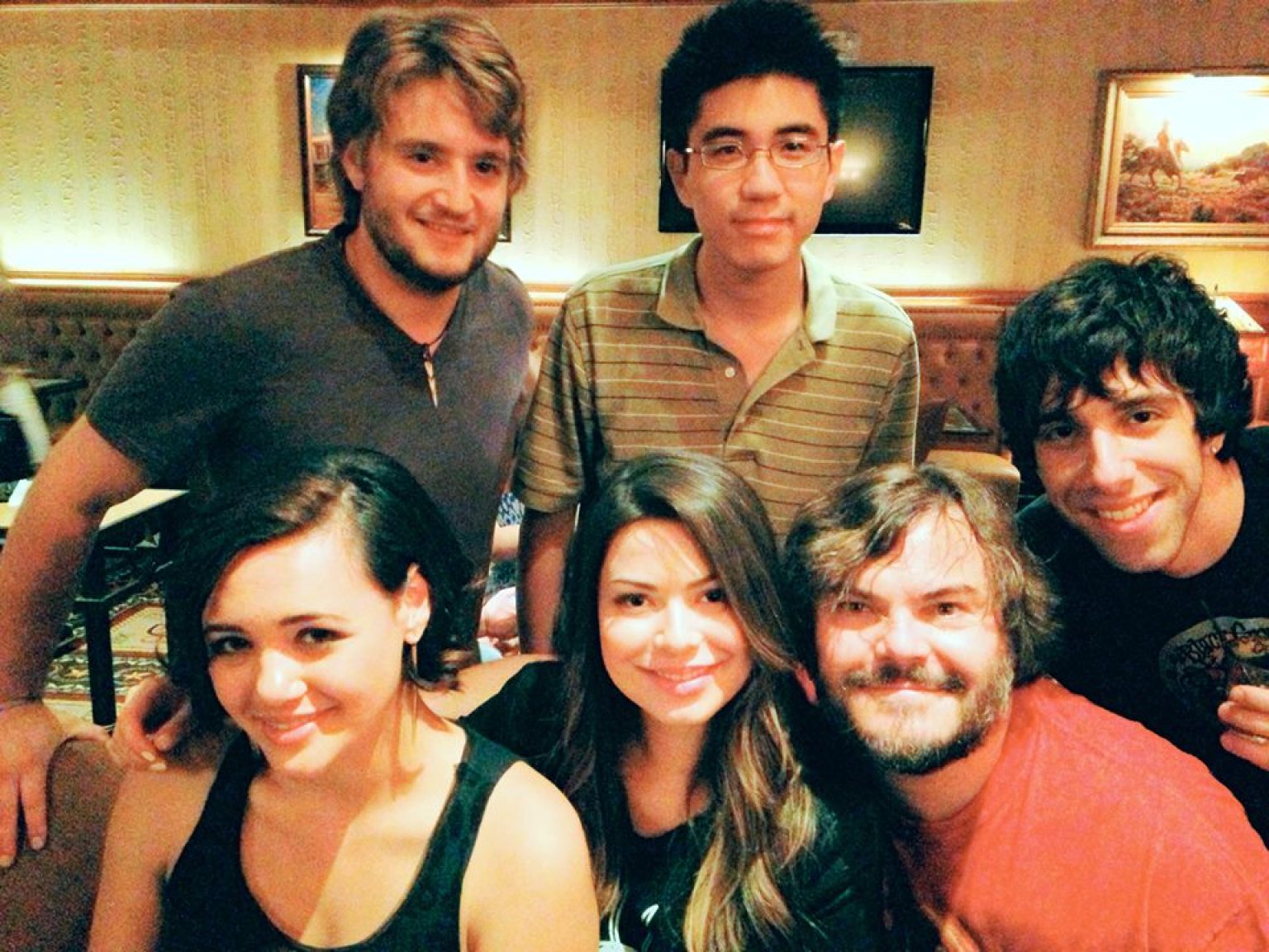 school of rock reunion brings jack black miranda cosgrove richard linklater and more together 10 years later huffpost