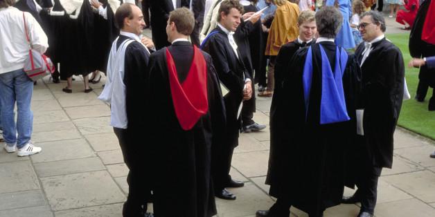 Academic Life, Cambridge, Cambridgeshire, England.