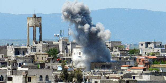 Syria Chemical Weapons Analysis Could Take Up To Three Weeks