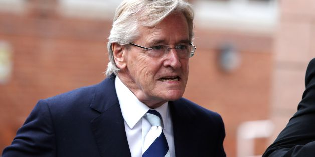 Coronation Street actor Bill Roache arrives at Preston Crown Court, Lancashire, where he is expected to be asked to enter pleas over historic sexual offences against five girls.