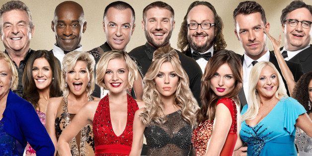 'Strictly' line-up 2013