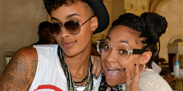 Who is raven symone dating 2013. dating in the dark couples that lasted.